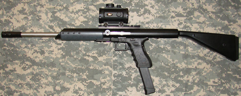 Mech Tech Glock Carbine - Gallery | The Leading Glock Discussion